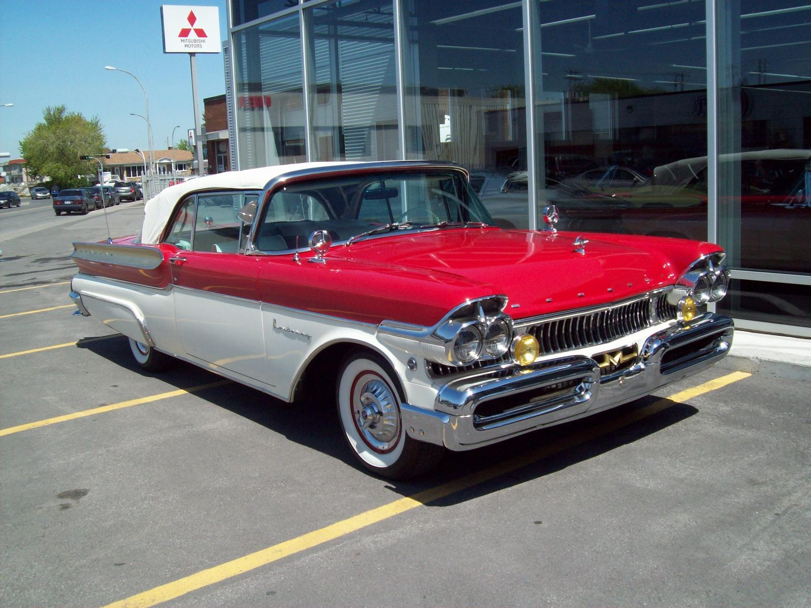 Used Mercury Turnpike Cruiser Convertible For Sale John