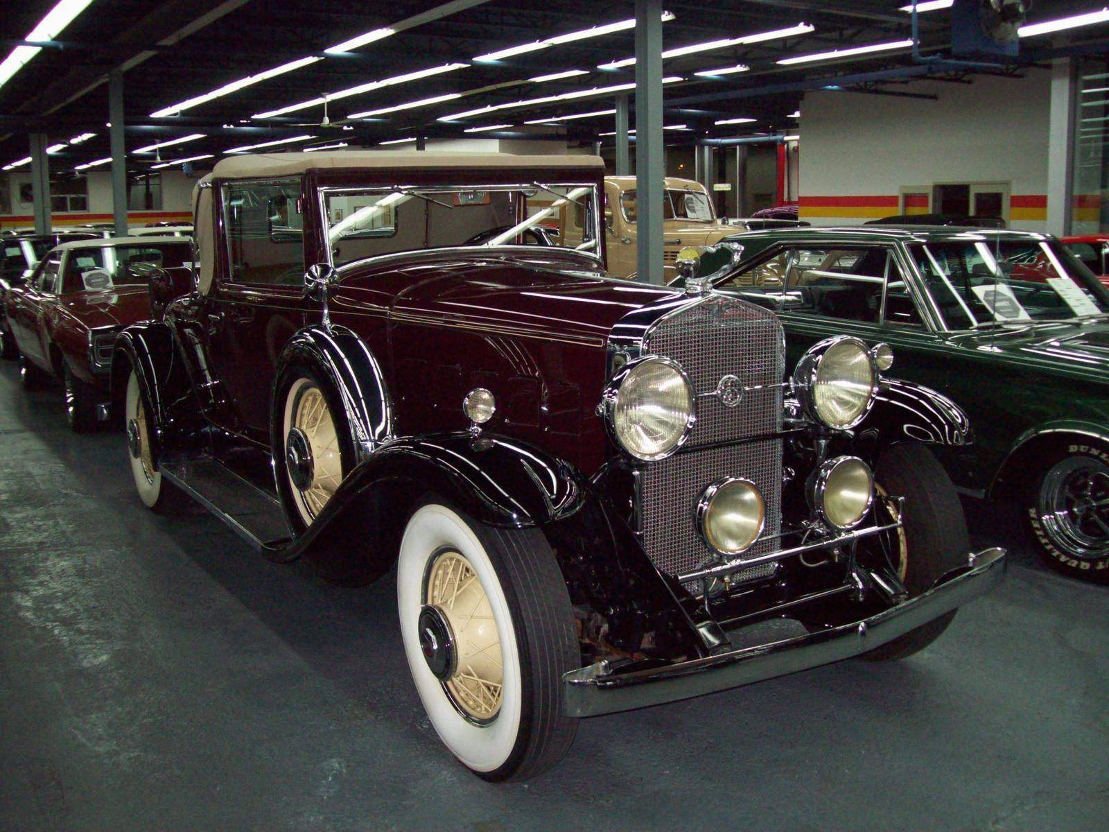Used Cadillac Lasalle 340 Convertible Coupe Rumble Seat For Sale 1941 Mercury Eight 1931
