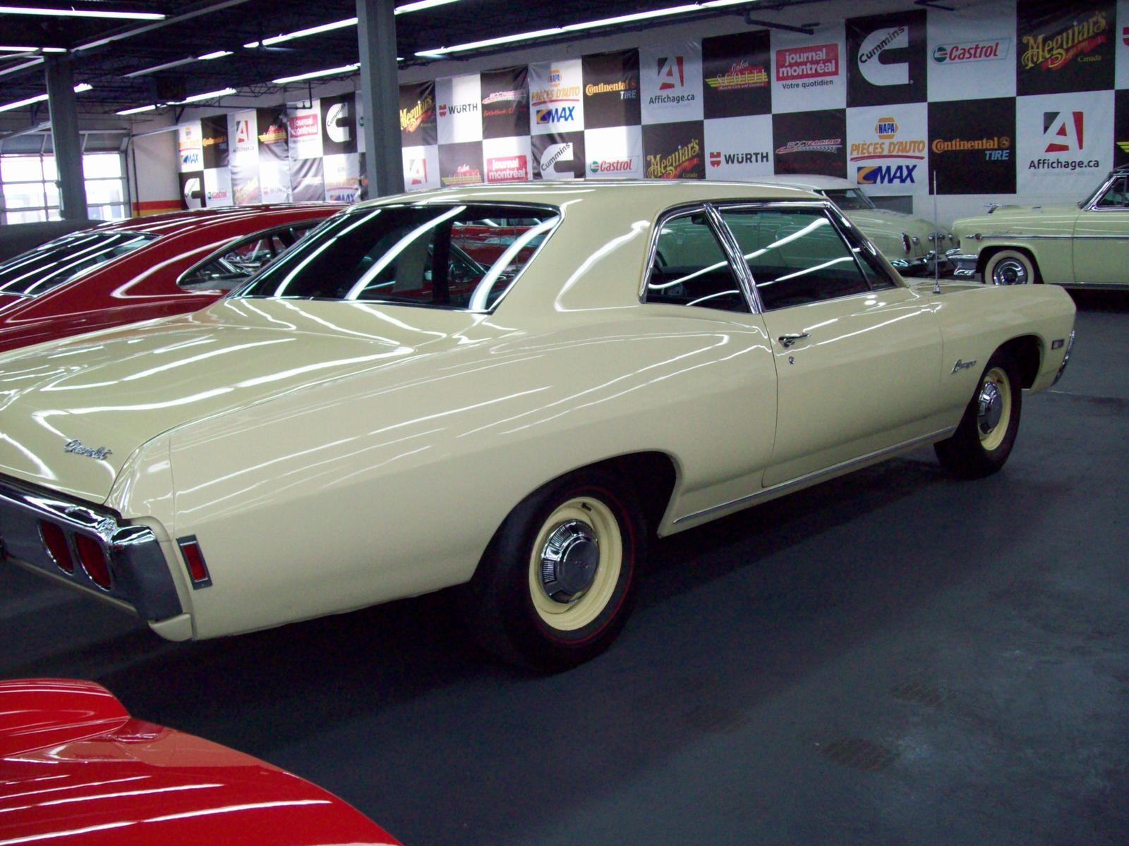 Used Chevrolet Biscayne For Sale John Scotti Classic Cars In Montreal 1968 Caprice 2 Door Request A Quote Today