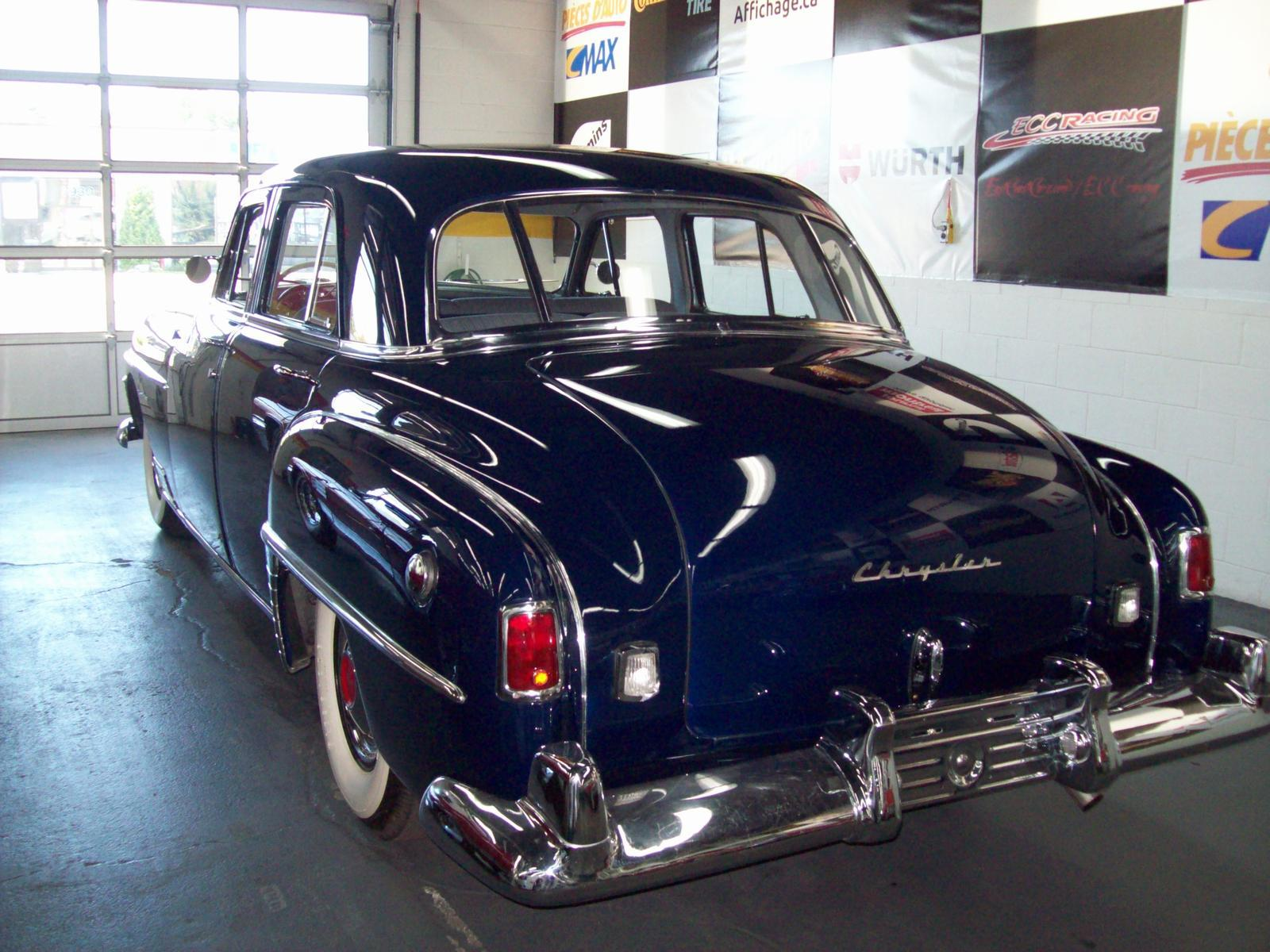 Used Chrysler New Yorker 4 Door Sedan For Sale John Scotti Classic 1951 Request A Quote Today