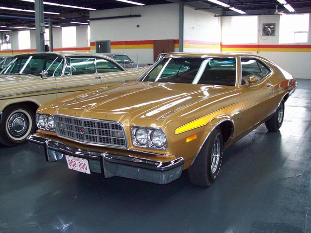 ford gran torino usag vendre john scotti classic cars montr al. Black Bedroom Furniture Sets. Home Design Ideas