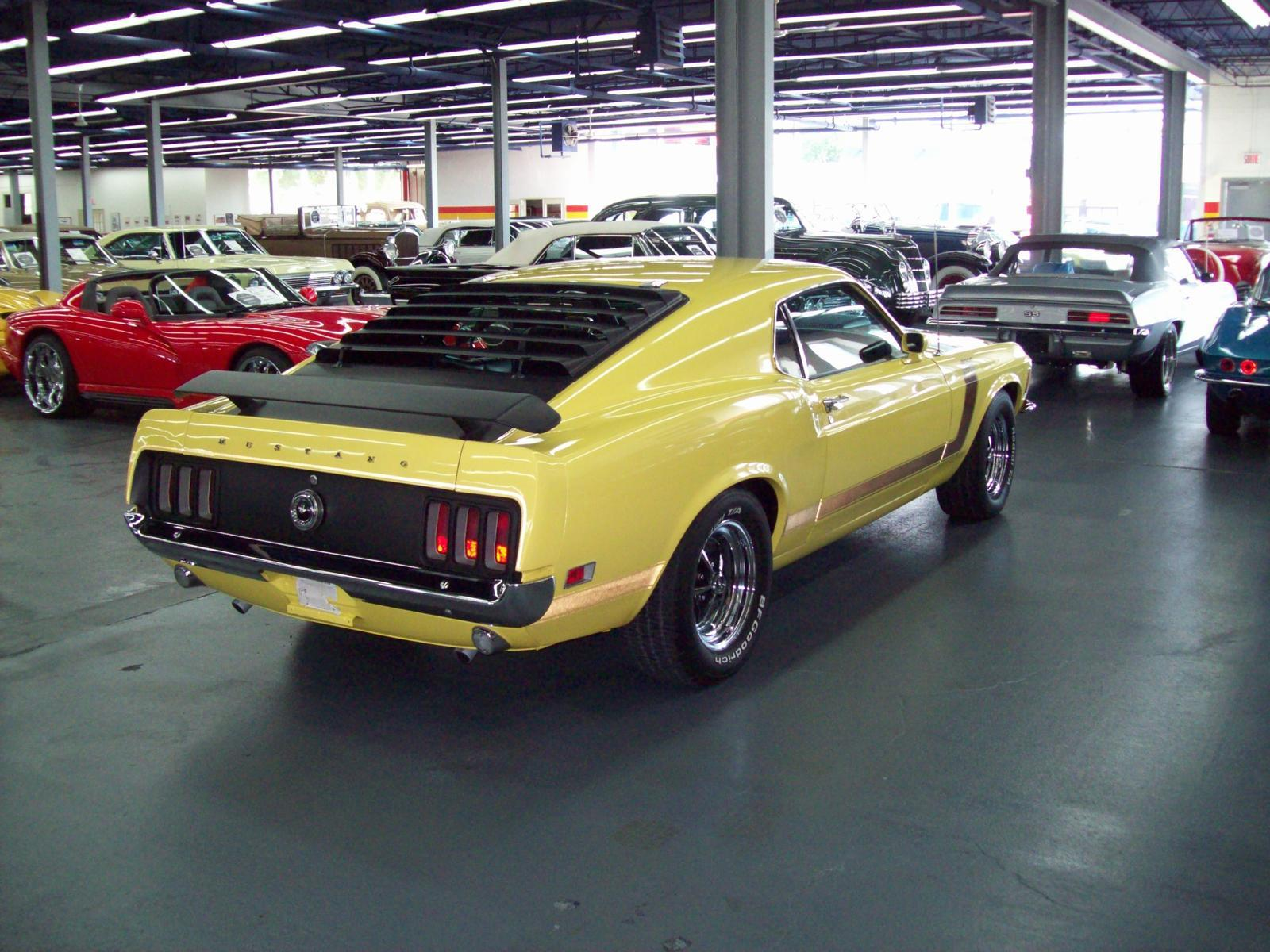 ford mustang boss 302 usag vendre john scotti classic. Black Bedroom Furniture Sets. Home Design Ideas