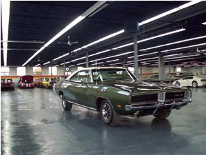 Dodge Charger RT SE 1969