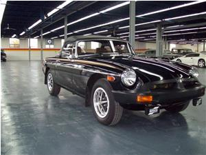 MGB Mark IV 1981