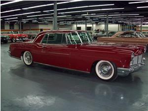 Lincoln Continental Mark II 1956