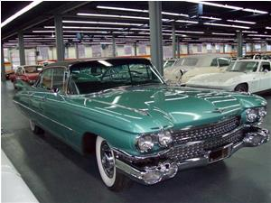 Cadillac Series 62 Hardtop 6 Window 1959