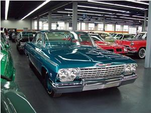 Chevrolet Belair Bubble Top 1962