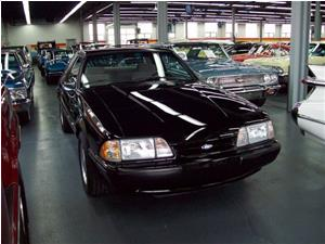 Ford Mustang LX Valise 1990