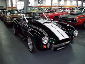 AC Cobra Replica 427CI V8 1990