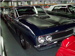 Ford Corba Talladega 2 Door Sportsroof 1969
