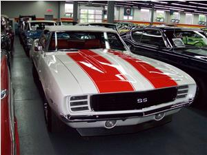 Chevrolet Camaro RS SS 350 Pace Car 1969