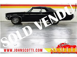 Chevrolet Impala Conv (BBC)  Fully  Restored WHAT A CRUISER 1970