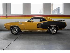Plymouth Cuda 440 SIX PACK 1971